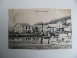 54 Liverdun Port Du Canal Commerce - Liverdun