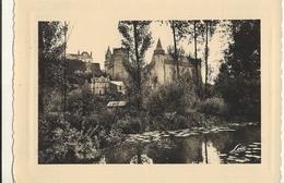 Cpsm Gf -   Carte Photo - Château De  VITRE  - Coté Ouest  176 - Vitre
