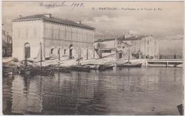 CPA - Martigues (13) - Prud'homie Et Le Canal Du Roi - Martigues