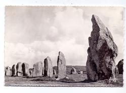 HINKELSTEINE / MENHIRE - Carnac, 1959 - Dolmen & Menhire