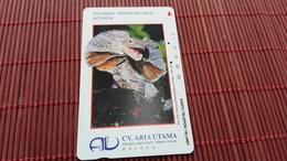 Phonecard Animal  Indonesia Used - Indonesien