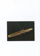 Porte _avions Foch  Et Avion De Chasse   1964 - 1946-....: Moderne