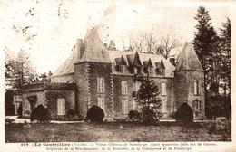 LA GAUBRETIERE VIEUX CHATEAU DE RAMBERGE - Autres Communes