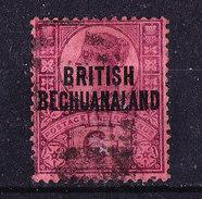 Bechuanaland 1892 6 P. Usato - Bechuanaland (...-1966)