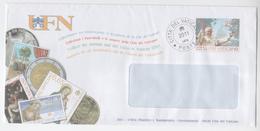 Vaticano, 2011, Busta Ufficio Filatelico Numismatico 2,00 Euro, Preobliterata, Nuova - Interi Postali