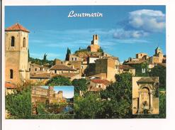Lourmarin : Village Du Lubéron - Photo Wallis - - Lourmarin