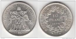 **** 10 FRANCS 1969 HERCULE - ARGENT - SILVER **** EN ACHAT IMMEDIAT - K. 10 Francs