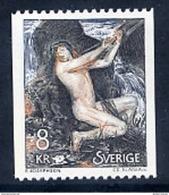 SWEDEN 1980 Definitive: Painting 8 Kr. MNH / **.  Michel 1128 - Sweden