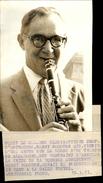 PHOTO - Photo De Presse - BENNY GOODMAN - Clarinettiste - Musicien - Chef D'orchestre - 1971 - Célébrités