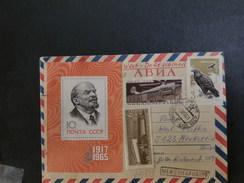 67/549   LETTRE RUSSE  POUR ALLEMAGNE  1962 - 1923-1991 URSS