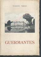 LIVRE HISTOIRE GUERMANTES 77 PAR SUZANNE VERNES 1949 37 PAGES : - Histoire