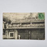 Chine - Une Pagode Chinoise à Thudaumot. Planté éditeur - Chine