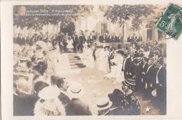 Evènements - Réception Président De La République Fallières - Nérac 47 - Mode Militaria - Réceptions