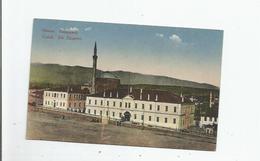 USKUB (SKOPJE  MACEDOINE) 6  DIE KASERNE 1918 - Macédoine