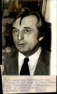PHOTO - Photo De Presse - DOMINIQUE PATUREL - Acteur - Théatre - 1971 - Célébrités