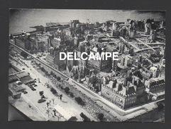 DF / GUERRE 1939 - 45 / SAINT-MALO EN 1944 APRÈS LES BOMBARDEMENTS / VUE AÉRIENNE DE LA PORTE DE DINAN - War 1939-45
