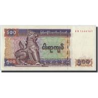 Myanmar, 500 Kyats, 1994, KM:76b, NEUF - Myanmar
