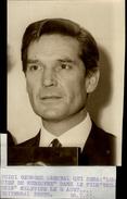PHOTO - Photo De Presse - GOERGES MARCHAL - Acteur - 1967 - Célébrités