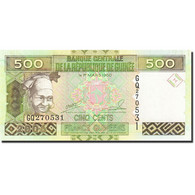 Guinea, 500 Francs, 2006-2007, 2006, KM:39a, NEUF - Guinea