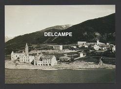 DF / 05 HAUTES ALPES / SERRE-PONÇON / REMPLISSAGE DU LAC ARTIFICIEL DU BARRAGE AU 3 MAI 1961 - France