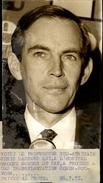 PHOTO - Photo De Presse - CHRIS BARNARD - Professeur - Médecin - Transplantation Cardiaque - 1971 - Célébrités