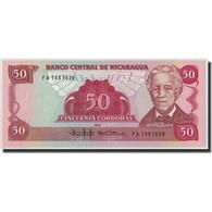 Nicaragua, 50 Cordobas, 1985, KM:153, NEUF - Nicaragua
