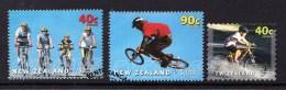 New Zealand 2001 Cycling Set Used - New Zealand