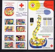 France 2017.Carnet Croix Rouge.** - Croix Rouge