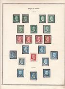 France Collection Vendue Page Par Page - Timbres Neufs **/* / Oblitérés - B/TB Petit Prix - Collections