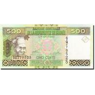 Guinea, 500 Francs, 2006-2007, 2006, KM:39a, NEUF - Guinée