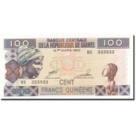 Guinea, 100 Francs, 1998, 1998, KM:35a, SPL - Guinée