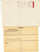 République Fédérale - Lettre De 1973 - Essai De La Poste - Automatisation De La Poste - Oblit München - [7] République Fédérale