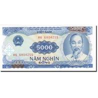 Viet Nam, 5000 Dông, 1988-1991, 1991, KM:108a, NEUF - Vietnam