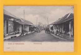 ASIE - INDONESIE - SOKABUNI (SOEKABOEMI) - RUES - Groet Uit Soekaboemi - Plaboeanweg - Animation - Indonesien