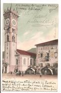 A651 CAVALESE PALAZZO DELLA COMUNITA' E CHIESA DI SAN SEBASTIANO - Trento