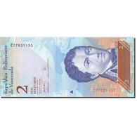 Venezuela, 2 Bolivares, 2007, 2007-03-20, KM:88a, NEUF - Venezuela