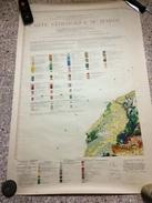 CARTE GEOLOGIQUE DU MAROC- - Topographical Maps
