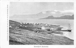 ISLANDE / Eskefjord - Islande