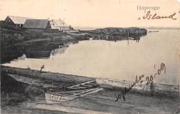 ISLANDE / Djupivogur - Islande