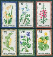 3129 Bulgaria 1982 Medicinal Plants **MNH  Heilpflanzen Bulgarie Bulgarien Bulgarije - Nuovi