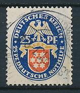 D. Reich Nr. 400 ~ Michel 25,-- Euro - Gebruikt