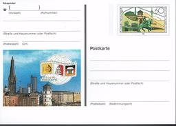 Deutschland 1990 - Postkarte - Dusseldorf - BRD