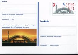 Deutschland 1997 - Postkarte - Leipzig - BRD
