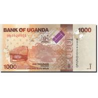 Uganda, 1000 Shillings, 2010, 2010, KM:49, SPL - Ouganda