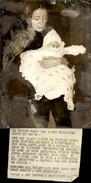 PHOTO - Photo De Presse - Justice - Enlèvement Enfant - Fanny Hay - 1971 - Célébrités