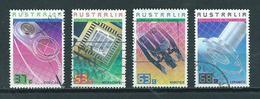 1987 Australia Complete Set Technology Used/gebruikt/oblitere - 1980-89 Elizabeth II