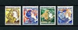 Holanda  Nº Yvert  245/8  En Nuevo* - Neufs