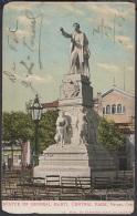 POS-671 CUBA POSTCARD. 1907. HABANA. MARTI CENTRAL PARK. - Cuba