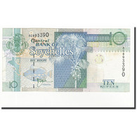 Seychelles, 10 Rupees, Undated (1998-2010), KM:36a, SPL - Seychelles