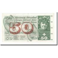 Suisse, 50 Franken, KM:48c, 1963-03-28, TB+ - Suiza